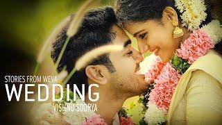 Wedding Video of Vishnu & Soorya