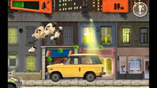 Shaun the Sheep - Shear Speed - HD Android Gameplay - Action games - Full HD Video (1080p)
