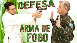 DEFESA PESSOAL CONTRA ARMA DE FOGO, LUTA MILITAR