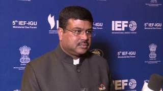 Shri Dharmendra Pradhan - Interview