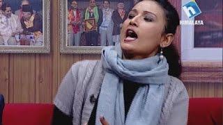 गौरी मल्लले नै पहिलो किस सिन दिएकी हून मैले हैन-Deeya Maskey in Dhamala Ko Hamala
