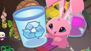 Animal Jam Skit: What Happens When We Recycle Our Animals