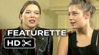 Blue Is The Warmest Color Featurette (2013) - Lesbian Drama HD