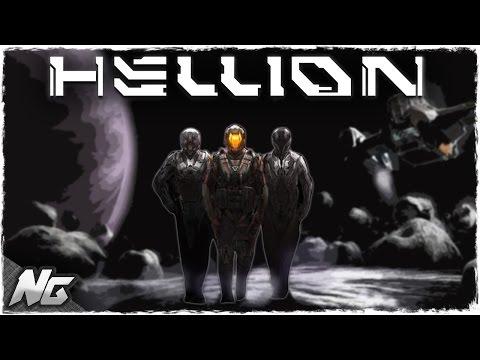 HELLION Survival espacial Impresiones y primeros pasos Gameplay Español