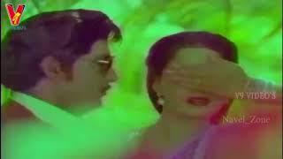 Radha Navel Kiss Complitation