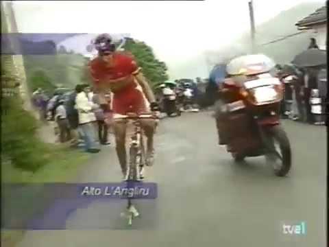 Vuelta a España 1999 - 08 L'Angliru Jimenez