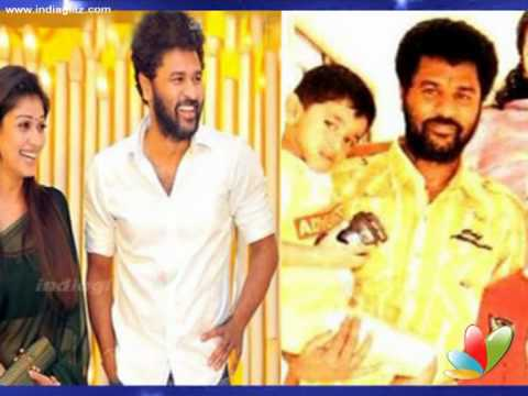 New girl in Prabhu Deva's life! Back with wife and left Nayanthara?