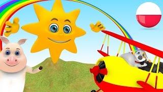Pan Sun |Polskie Piosenki Dla Dzieci |Przedszkolnym Piosenki |Maluch Muzyki |Kołysanki