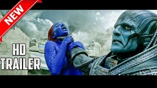 X-Men: Apocalypse | Official Trailer #2 (2016) - Jennifer Lawrence & Oscar Isaac (HD)