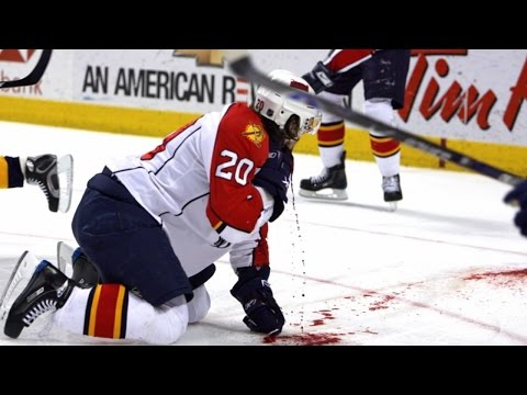 The 10 Scariest Moments In Sports
