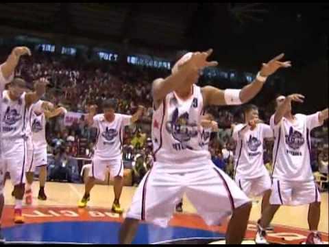 PBA Veteran All stars Dancing
