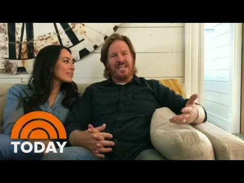 Xxx Mp4 Chip And Joanna Gaines Announce Fixer Upper Will End TODAY 3gp Sex