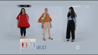 iLook - How to Style: Pairing Long Vest