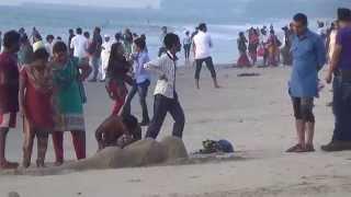Cherai Beach - Kochi, Kerala,  India
