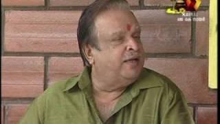 Jayachandran - Kairali Interview Part 1 of 2