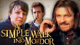 A Simple Walk Into Mordor, Episode 1 | Rooster Teeth