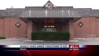Owner of Whiskey River Nightclub seeking legal action