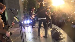 The Maine performs Somedays live at Weber Town Ogden