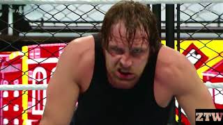 Chris Jericho vs Dean Ambrose Extreme Rules 2016 Highlights