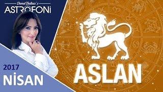 ASLAN Burcu Nisan 2017 Aylık Astroloji ve Burç Yorumları