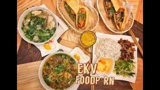 EKV Food P*rn! NGON street food & fresh bar
