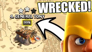 BEST CLAN WE HAVE EVER FACED!? - Clash Of Clans