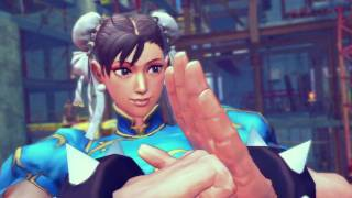 Super Street Fighter IV - Chun-Li Arcade