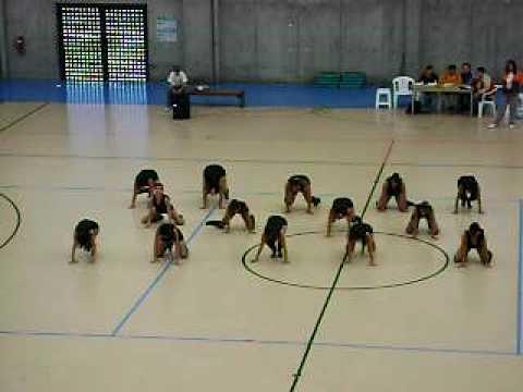 Prepa 12 tablas gimnasticas provocación