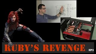 Planning loop and calculating fittings  - Ruby's Revenge Build Ep3