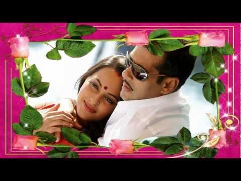 ♪♥Sanson Ne Baandhi Hai Dor Piya Romantic Song Ft. Salman Khan ♪♥ Dabangg 2