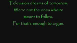Green Day - American Idiot ((Lyrics))