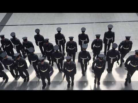 RAF FlashMob For The Queen s 90th Birthday