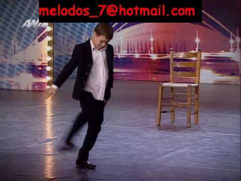 ΕΛΛΑΔΑ ΕΧΕΙΣ ΤΑΛΕΝΤΟ S03E02 ΑΛΕΞ ΠΑΜΠΟΡΗΣ MELODOS FULL VERSION