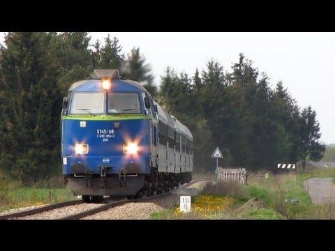 ST45 - 08 (2 x Rp1) | TLK Wieniawski || Lublin Główny / Zemborzyce | 06/07-05-2013