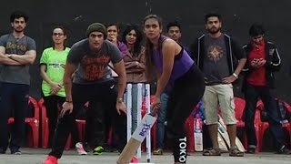 BCL Season 2 | Ahmedabad Express & Mumbai Tigers Practice Match