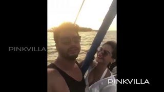 EXCLUSIVE  WATCH Sonam & Arjun Kapoor send in Happy New Year Wishes from Maldives!