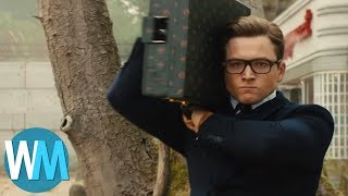 Top 10 Things We Want To See In Kingsman: The Golden Circle