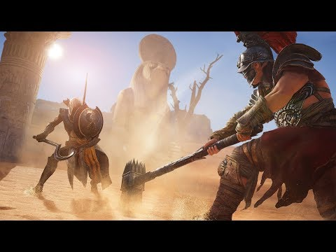 Assassin's Creed Origins | ТРЕЙЛЕР