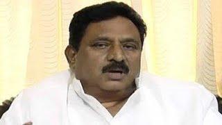 Chinarajappa talks about blocking CBI in AP, slams Opposition | Overseas News