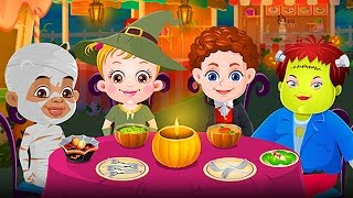 Baby Hazel Game Movie - Baby Hazel Halloween Nights - Dora the Explorer