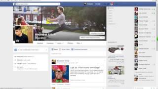 الحلقة الاولئ : الأن طريقة زيادة عدد اللايكات على الفيسبوك بشكل جنوني 2017