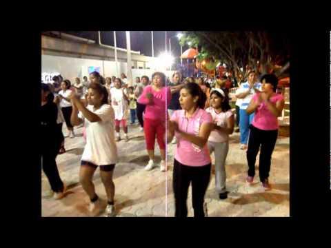 Actividad Física en el Pasaje Fidel Velazquez