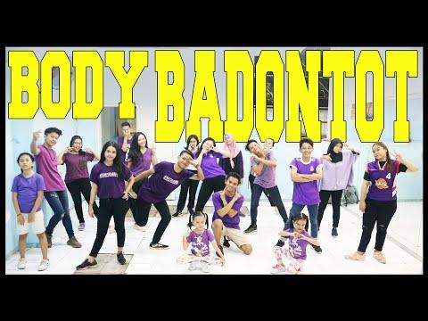 Xxx Mp4 GOYANG BODY BADONTOT Choreography By Diego Takupaz 3gp Sex