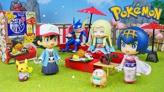 Pokemon Japanese Sweets Re-Ment Miniatures | Candy Toy