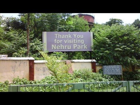Inside Nehru Park (Lahmeyer Park) Burnpur, Asansol ,West Bengal - A lost paradise