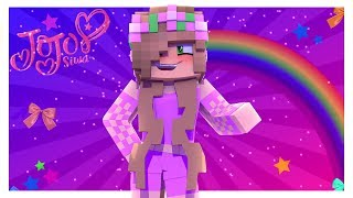 LITTLE KELLY BECOMES JOJO SIWA   Minecraft How to Become w/LittleCarly
