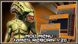 MOD MENU JAMES REBORN V20 {MENU COMPLETO} DEX&CEX BLES/BLUS + DOWNLOAD FREE