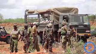 Business in Mandera comes to a standstill as KDF officers man border points