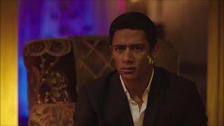 مسلسل الاسطورة - رفض ناصر الدسوقي من اهل تمارا - محمد رمضان