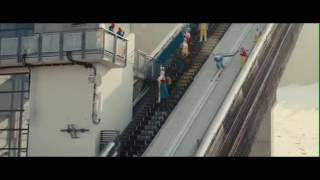 Eddie The Eagle 90 meter Jump